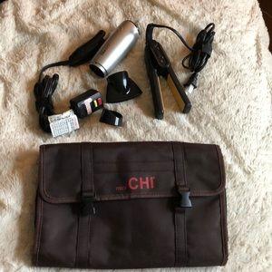 Mini Chi Blow Dryer and Straightener